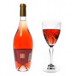 Wijn+Glas_Rose