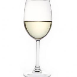 Wijnglas wit vol